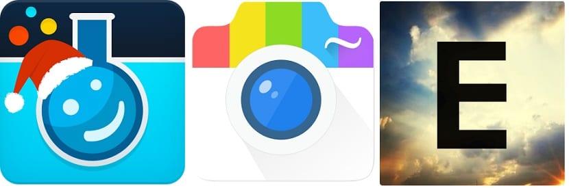 Fotografía apps