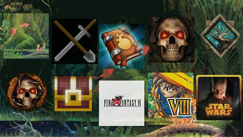 Juegos RPG Android