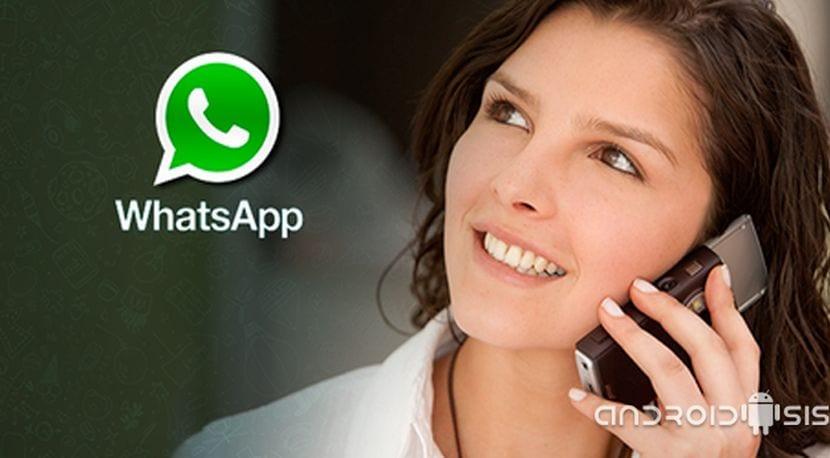 Las llamadas de voz de WhatsApp el mejor regalo para el año entrante