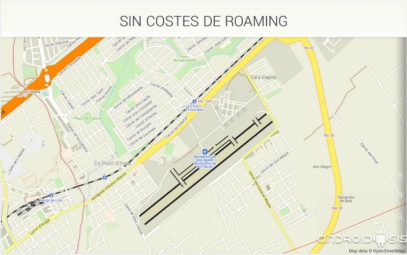 Aplicaciones increíbles para Android; Hoy, Maps.Me Pro gratis en el Play Store