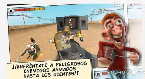 Los mejores juegos Android; Hoy, Mortadelo y Filemón el videojuego