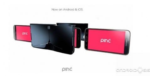 Pinc convierte tu Android en unas gafas de realidad virtual al estilo Minority Report