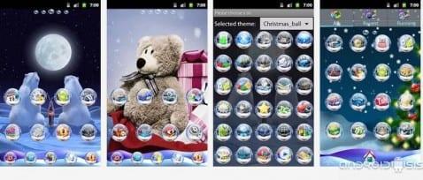 ¿Quieres preparar tu terminal Android para la navidad?