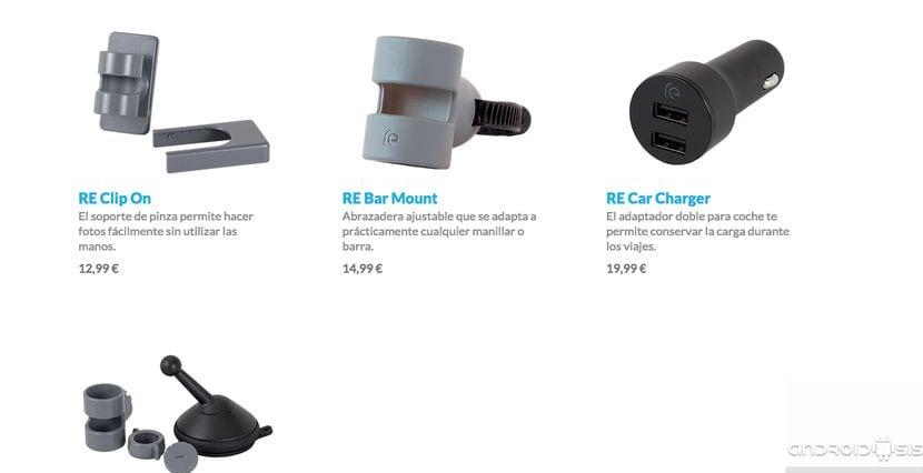 La cámara RE Camera de HTC ya disponible para su compra