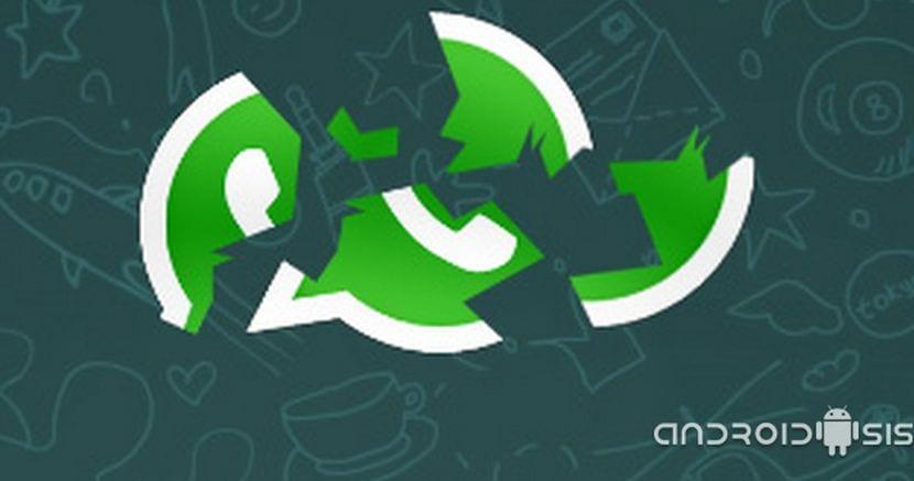 Un mensaje de tan solo 2KB es capaz de romper WhatsApp