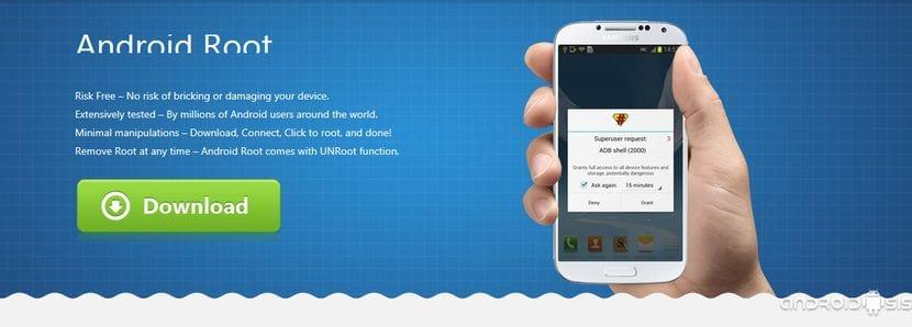 Root fácil Android: Kingo, otra herramienta para Windows para Rootear Android