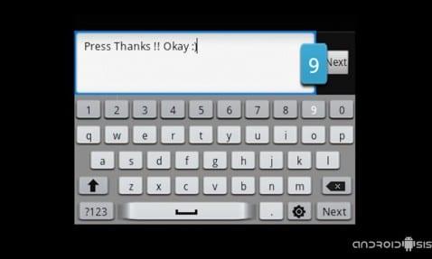 [ROOT] Descarga e instala el teclado del Samsung Galaxy S5 en cualquier Android
