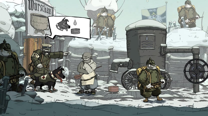 Valiant Hearts Game