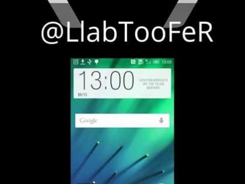 HTC One M8 Android Lollipop vídeo