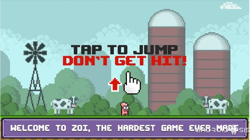 Zoi The Escape un adictivo e imposible juego para Android