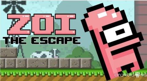 Zoi The Escape un adictivo e imposible juego para Android