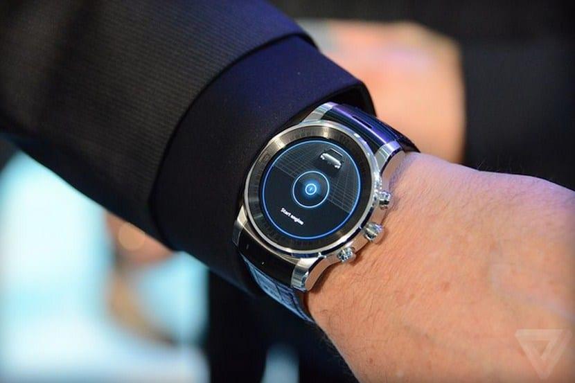 LG smartwatch Audi (2)