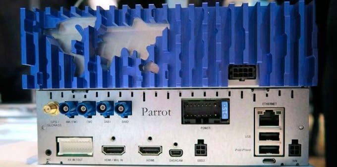 Parrot RNB6
