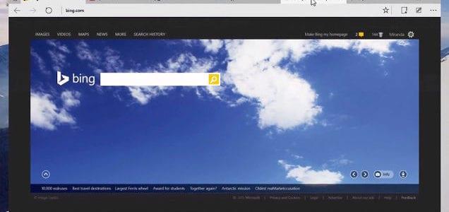 Spartan, el nuevo navegador de Microsoft, será compatible con las apps de Chrome