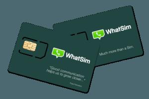 WhatSim, envia WhatsApp de forma ilimitada