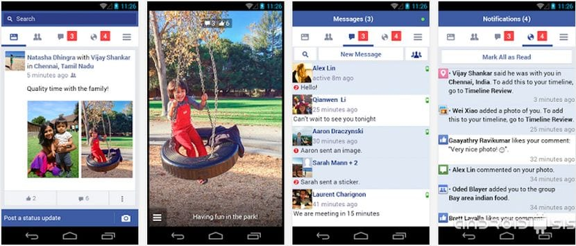 [APK] Descarga Facebook Lite, la versión de Facebook pensada para terminales menos potentes