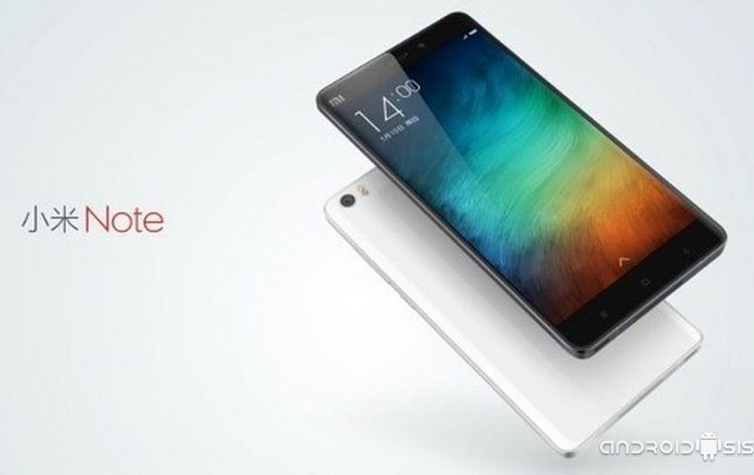 Cambio iPhone de Apple original por Xiaomi Mi Note