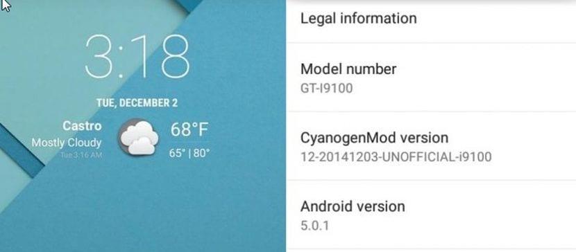 Còmo actualizar el Samsung Galaxy S2 a Android Lollipop