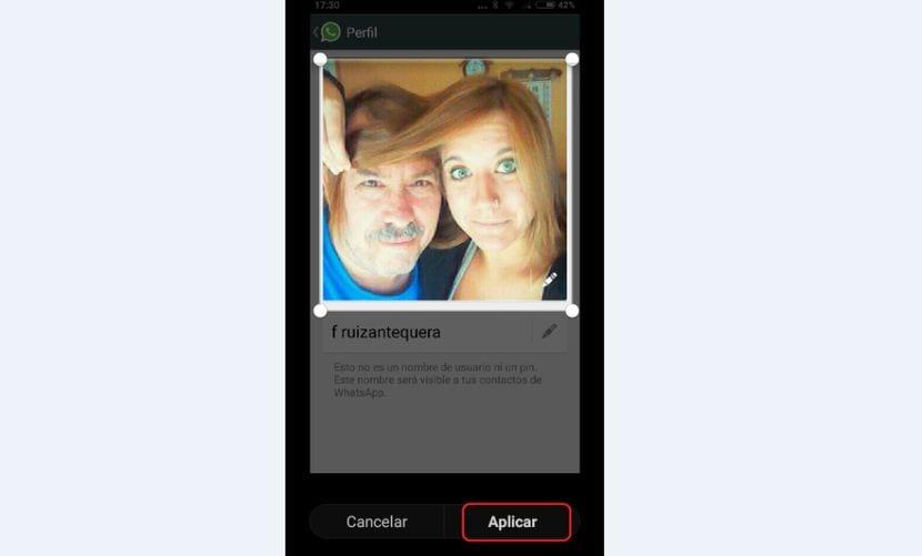 Tutoriales básicos Android: Hoy, cómo cambiar la foto de perfil de WhatsApp