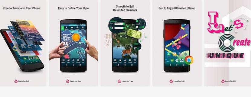 Cómo crear tu Launcher personalizado para Android