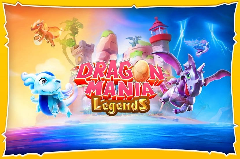 Dragon Mania Legends