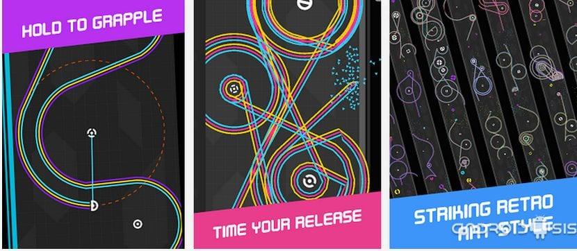 Juegos adictivos para Android: Hoy, One More Line