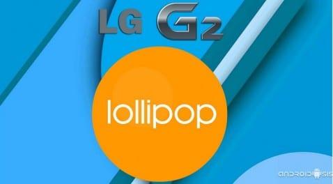 Cómo actualizar tu LG G2 a Android 5.0 mediante Cyanogenmod 12