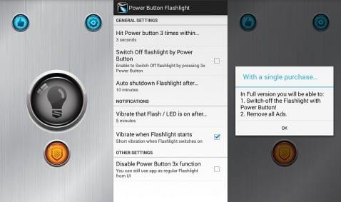 Linterna app