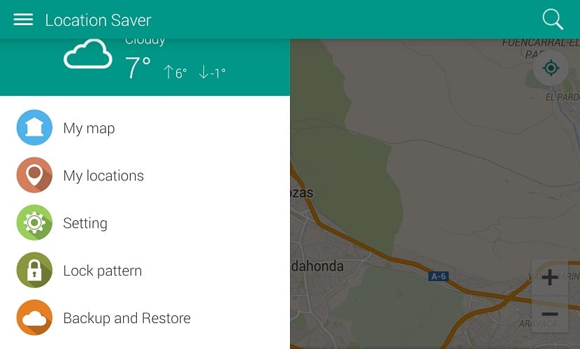Location Saver
