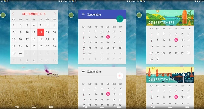 Calendario Android Widget.3 Widgets Calendario Que No Pueden Faltar En Tu Android
