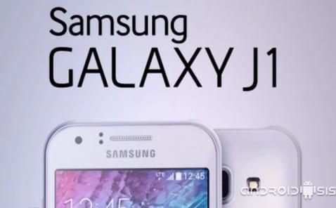 Se filtra el precio del Samsung Galaxy J1, ¿Competencia directa para el Moto G?