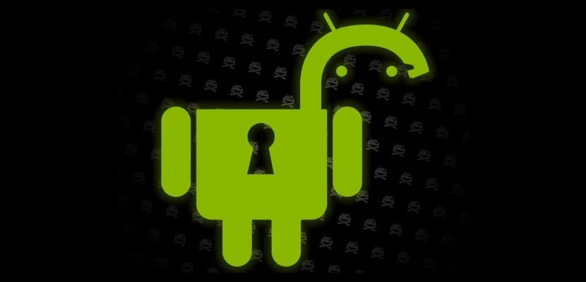 Logo de Android con root