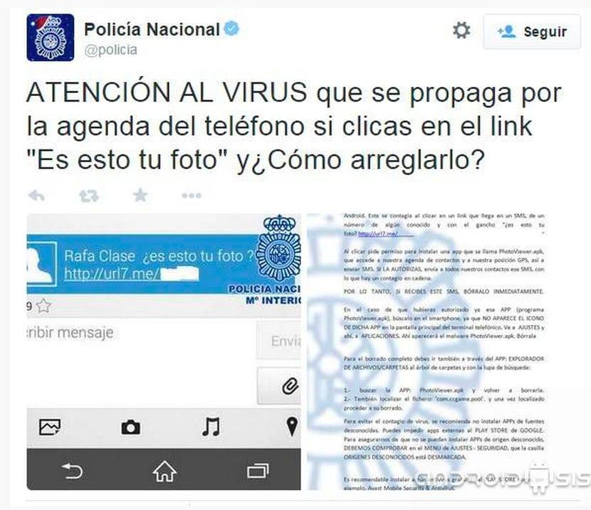 ¡¡Alerta Android!!: ¿Son estas tus fotos?, ¡¡Ojito con abrir el SMS!!