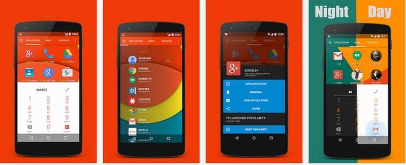 T9 Launcher un Launcher para Android distinto a todos los demás