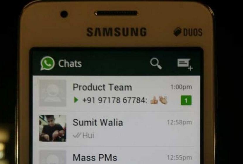 La aplicación de Android WhatsApp ahora compatible con Tizen gracias a ACL