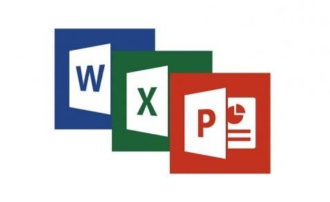 Word Excel PowerPoint