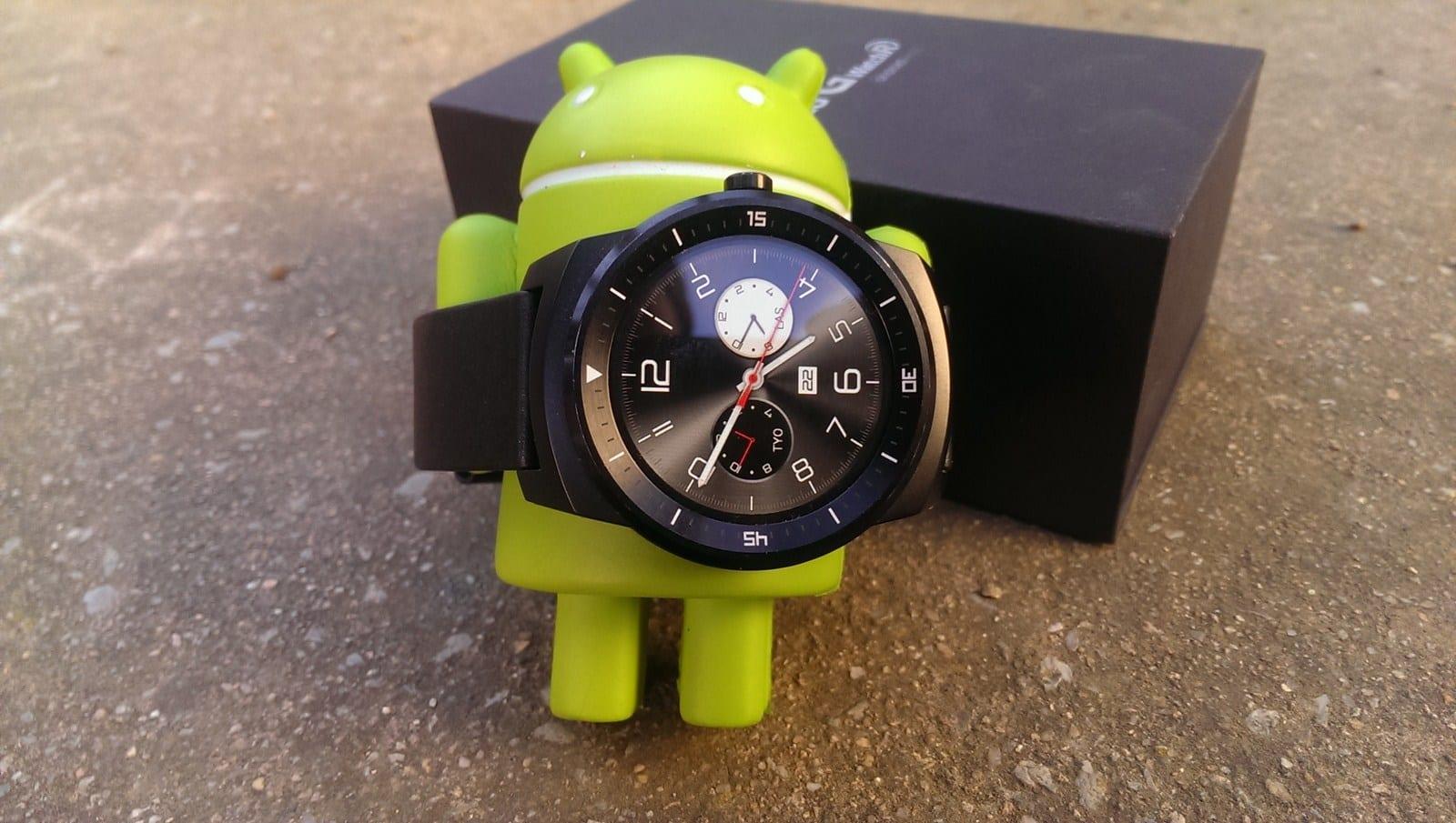 Análisis LG G Watch R (1)