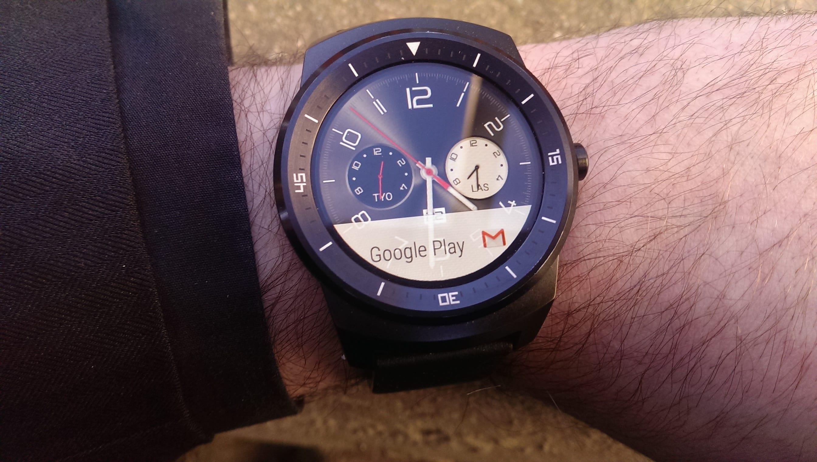 Análisis LG G Watch R (2)