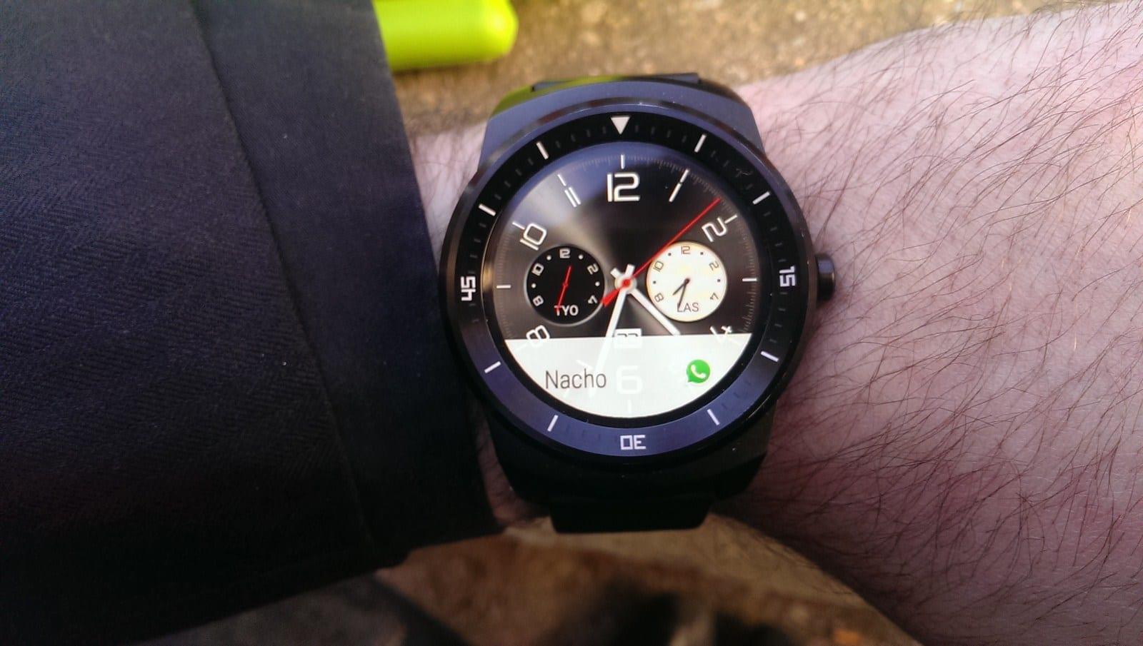 Análisis LG G Watch R (3)