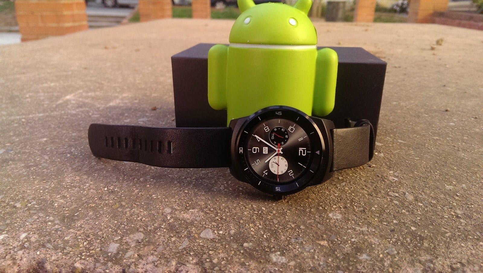 Análisis LG G Watch R (4)