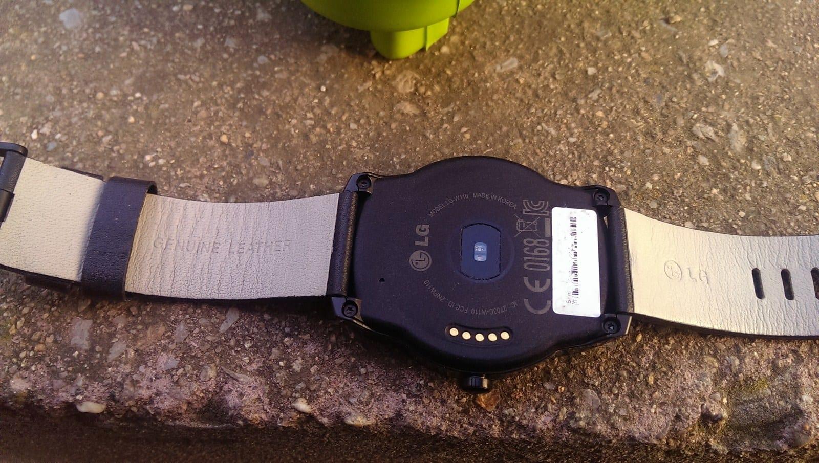 Análisis LG G Watch R (5)