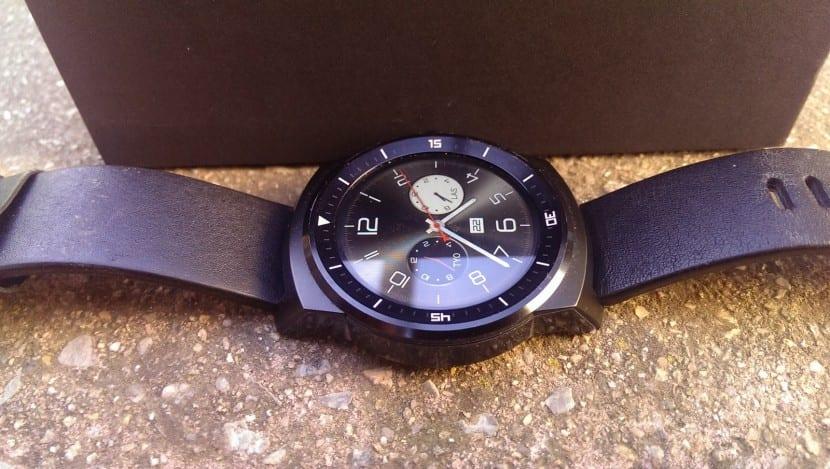 Análisis LG G Watch R (7)