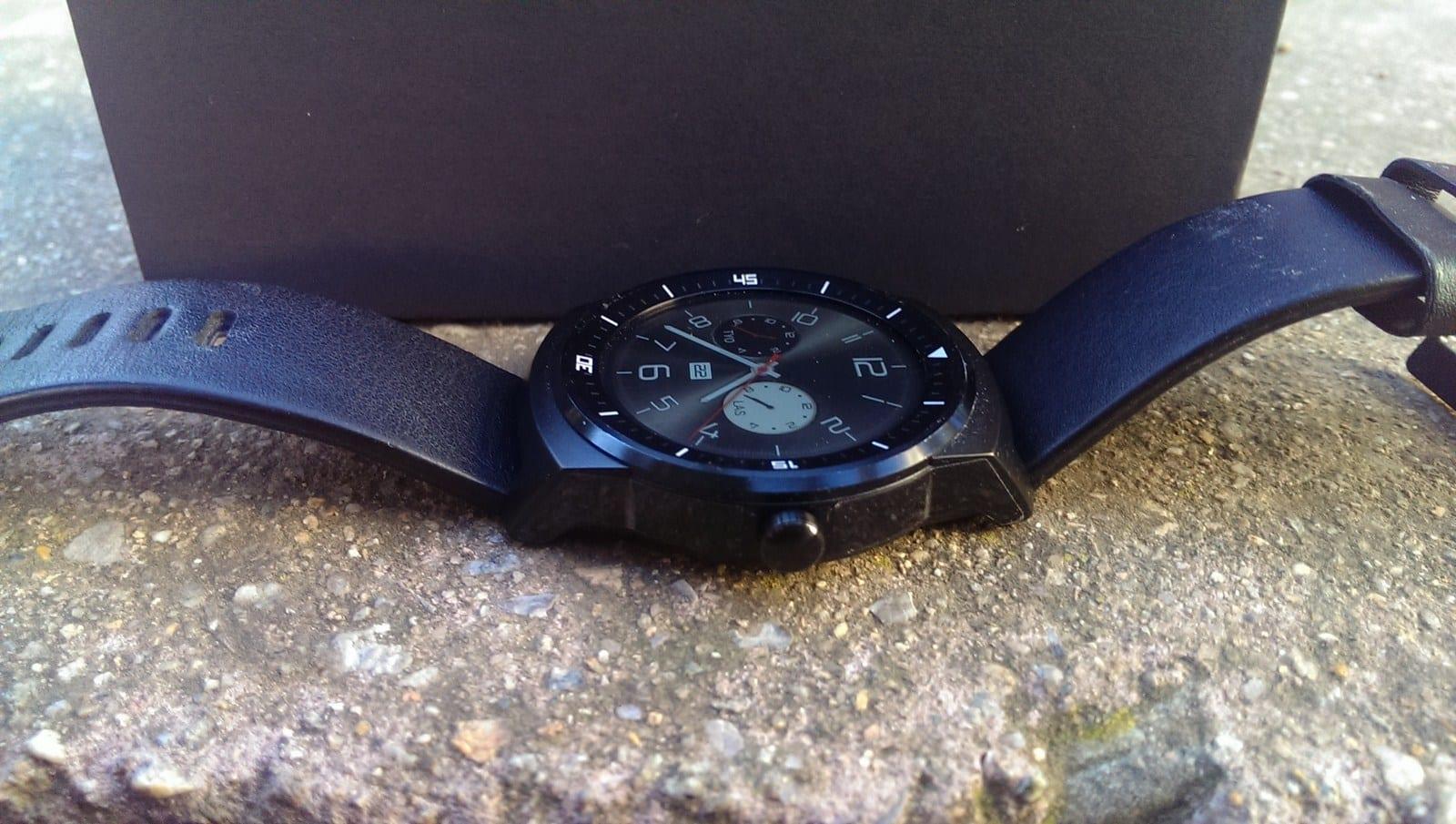 Análisis LG G Watch R (8)