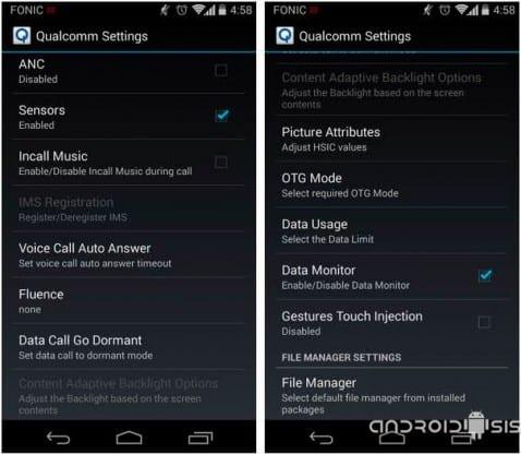 Cómo acceder al menú oculto de los terminales Motorola