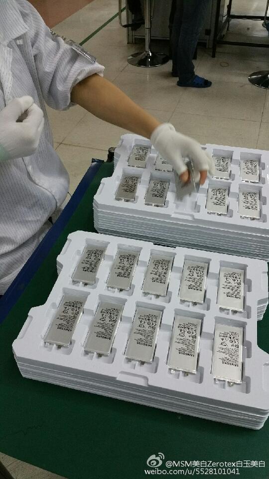 Galaxy S6 bateria 3