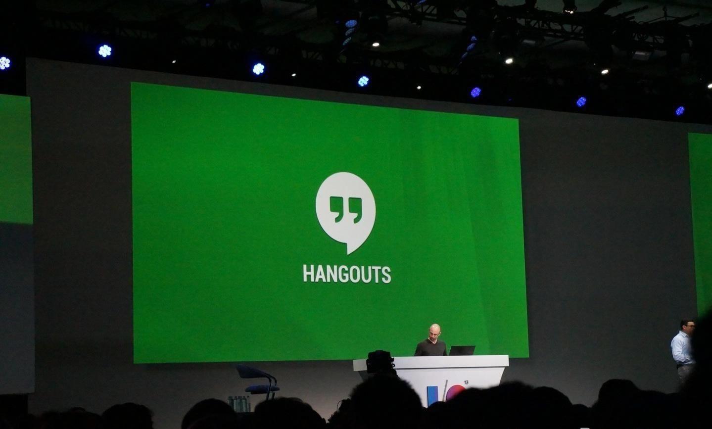 Emoticonos ocultos Hangouts