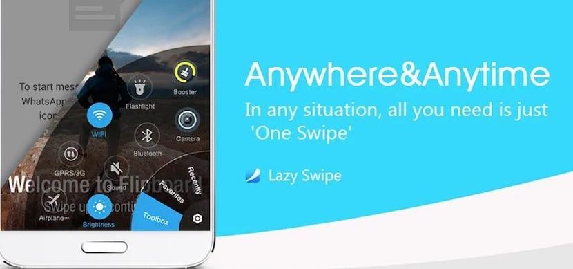 Lazy Swipe
