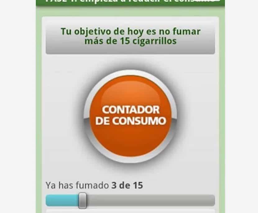 Respirapp consumo