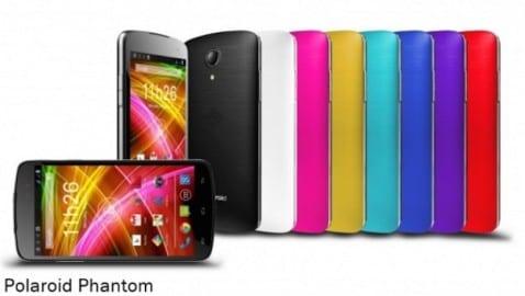 Smartphones Polaroid
