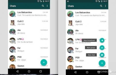 [APK] WhatsApp MD, la versión mod de WhatsApp al estilo de Material Design